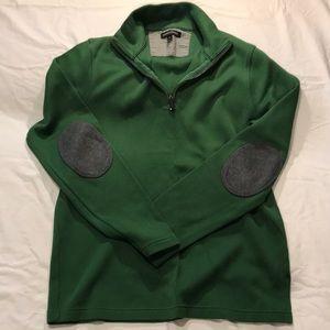 Zip pullover